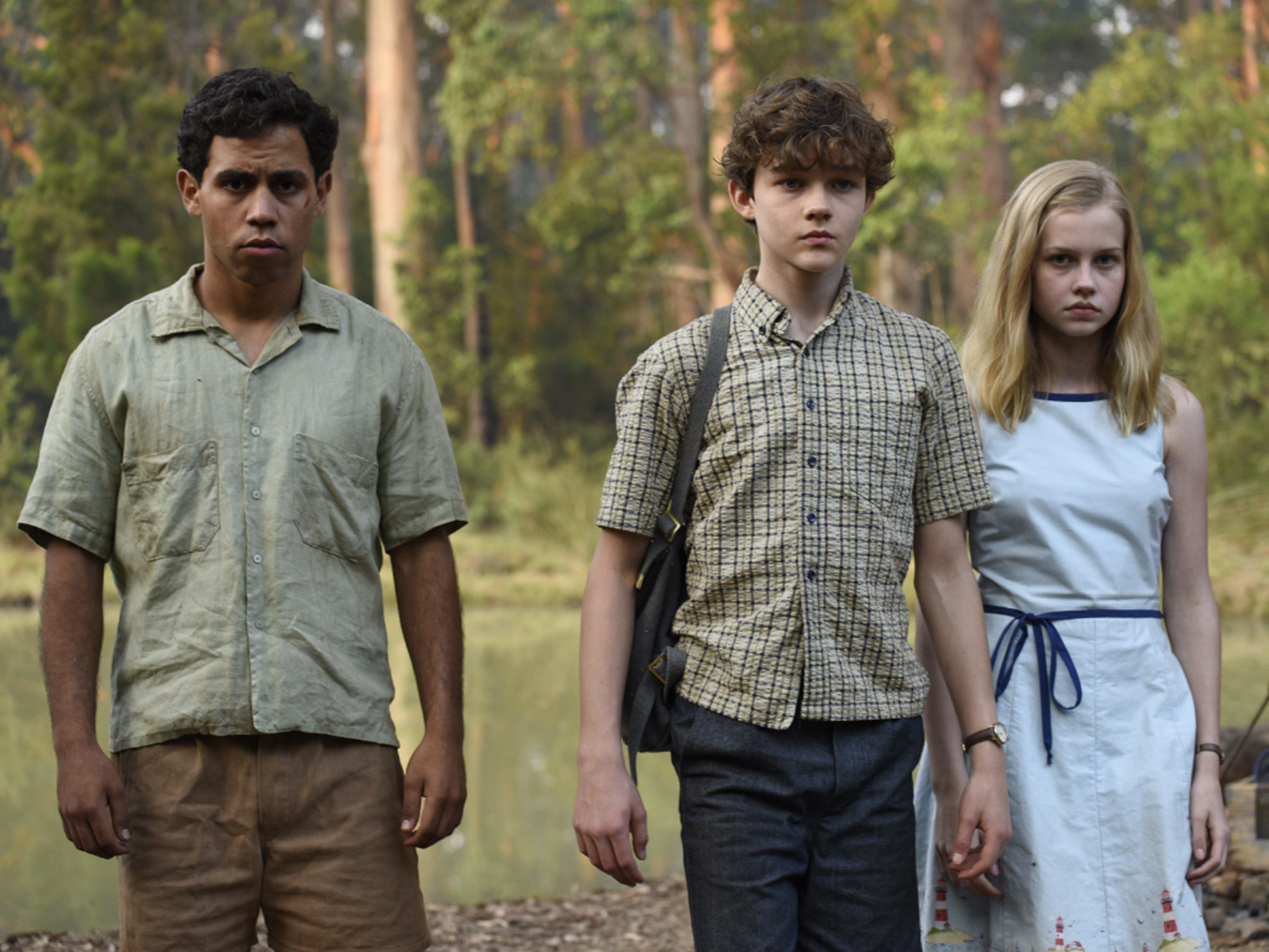 The teaser trailer for Jasper Jones just dropped