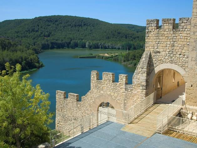 Castellet i la Gornal Parc del Foix