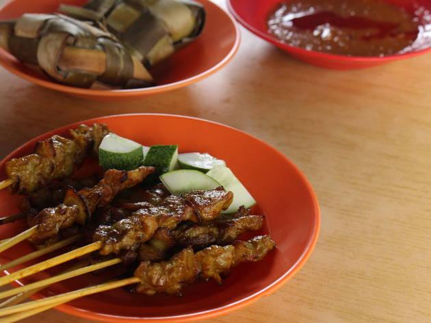 Lung Ann Refreshments, Melaka