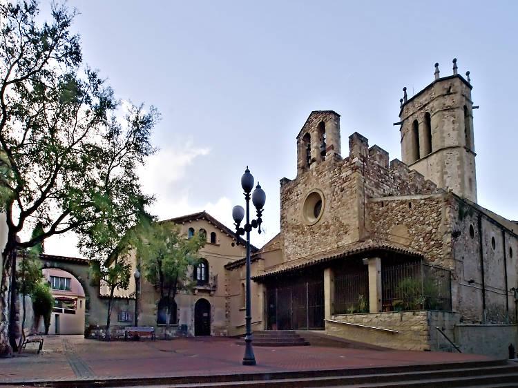Tarda dia 1: entre Mogoda i Santiga
