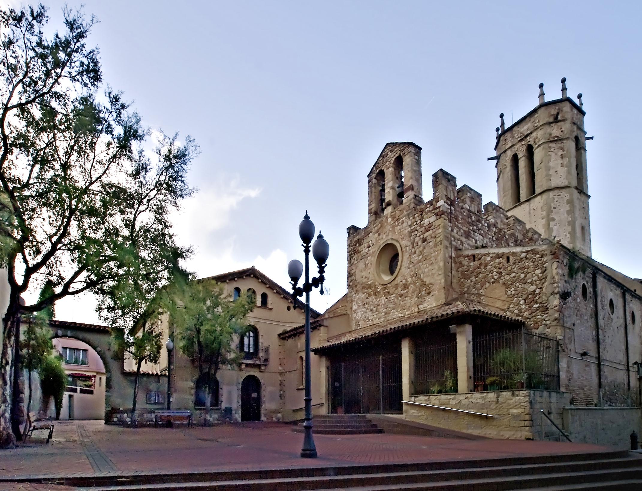 Afternoon day 1: Between Mogoda and Santiga