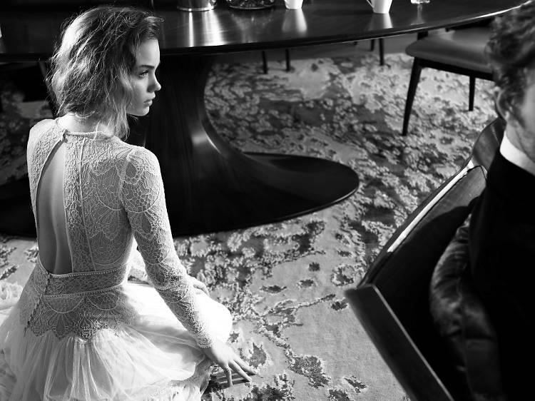 The top Israeli wedding dress designers