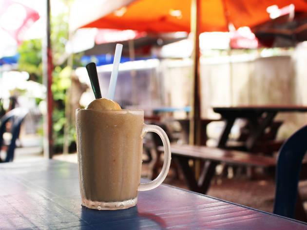 Klebang Original Coconut Shake, Melaka