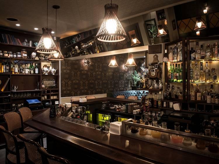 Bar à cocktails Imperial Craft