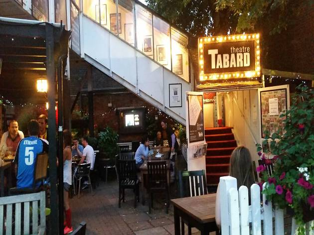 Watch: Tabard Theatre
