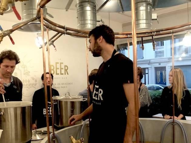 Beer Fabrique : le nouveau spot où brasser sa bière à Paris