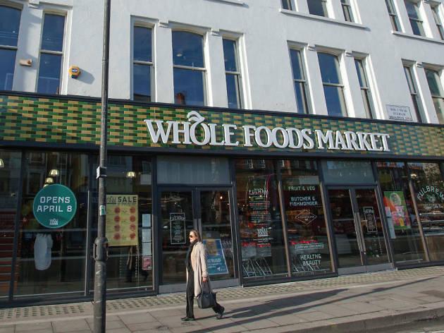 Whole Foods Fulham, 2016