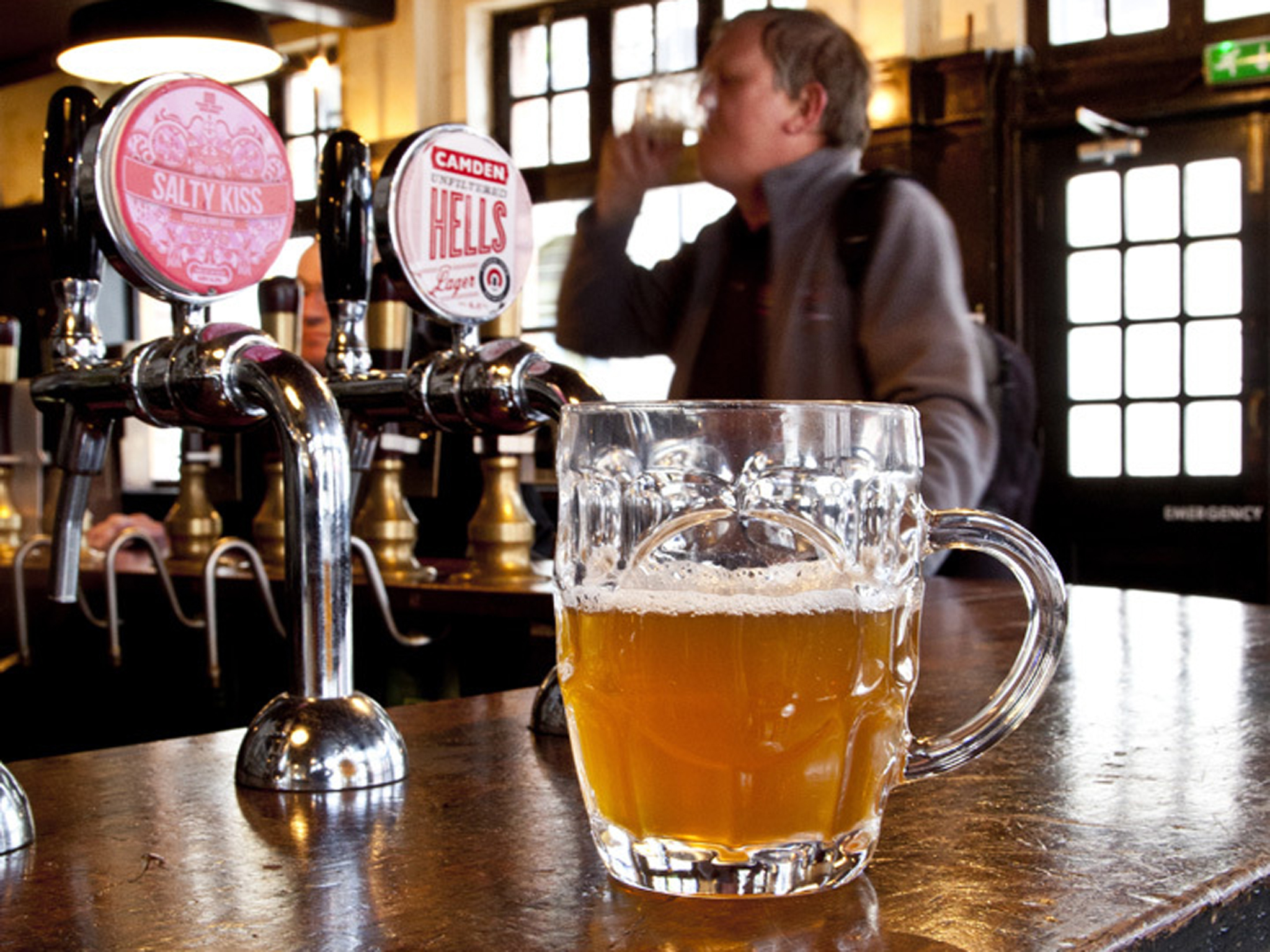 the best craft beer bars and pubs in london, cock tavern