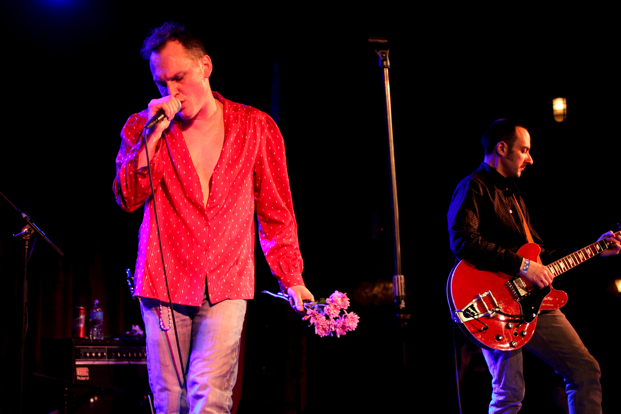 The Bell House: The Sons & Heirs, a Tribute to the Smiths and Morrissey