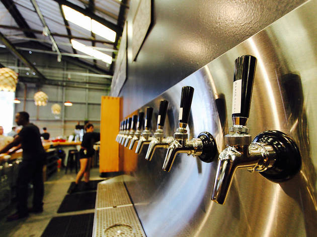 Five enticing tap takeovers in London this November