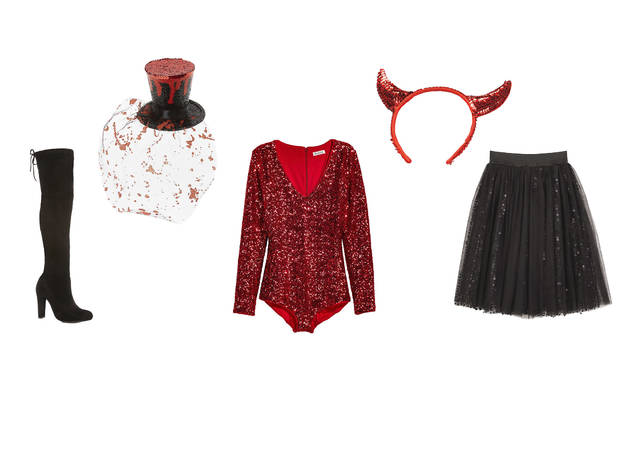 Halloween conjunto assassina 2