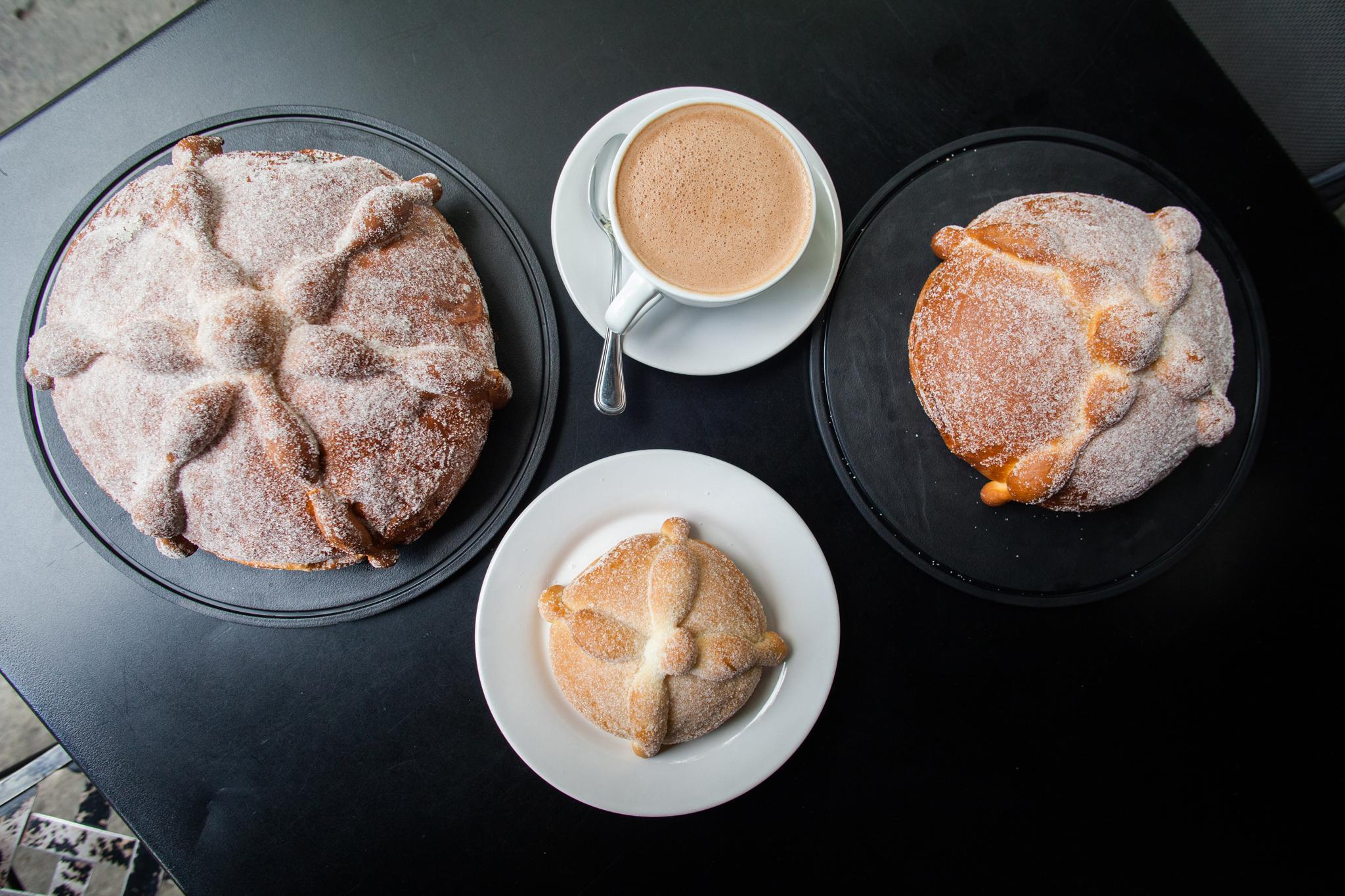 De Café, Chocolate y Pan de Muerto en la CDMX