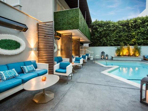 Mosaic Hotel Beverly Hills
