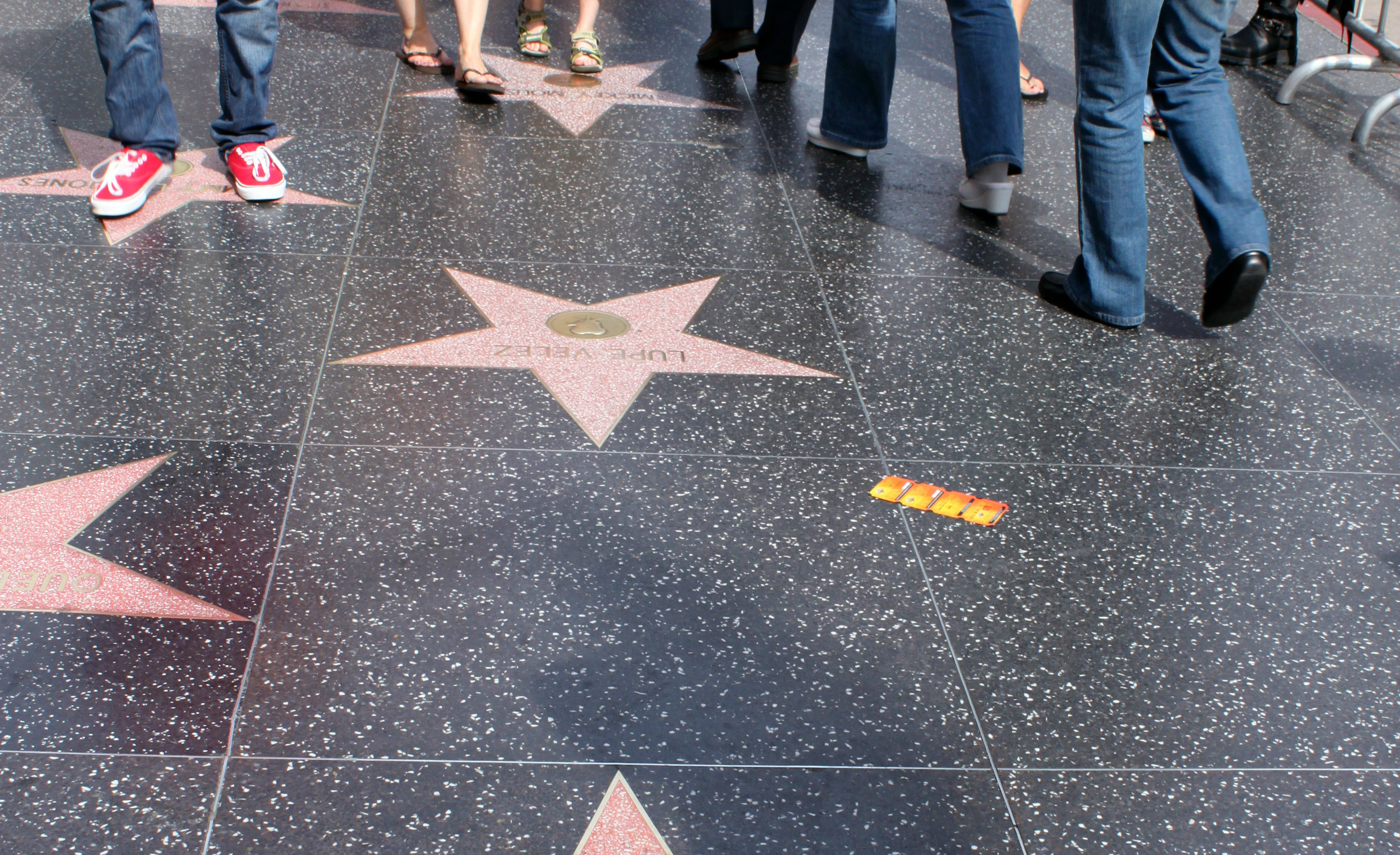 Donald Trump's Walk of Fame star was demolished this morning in protest