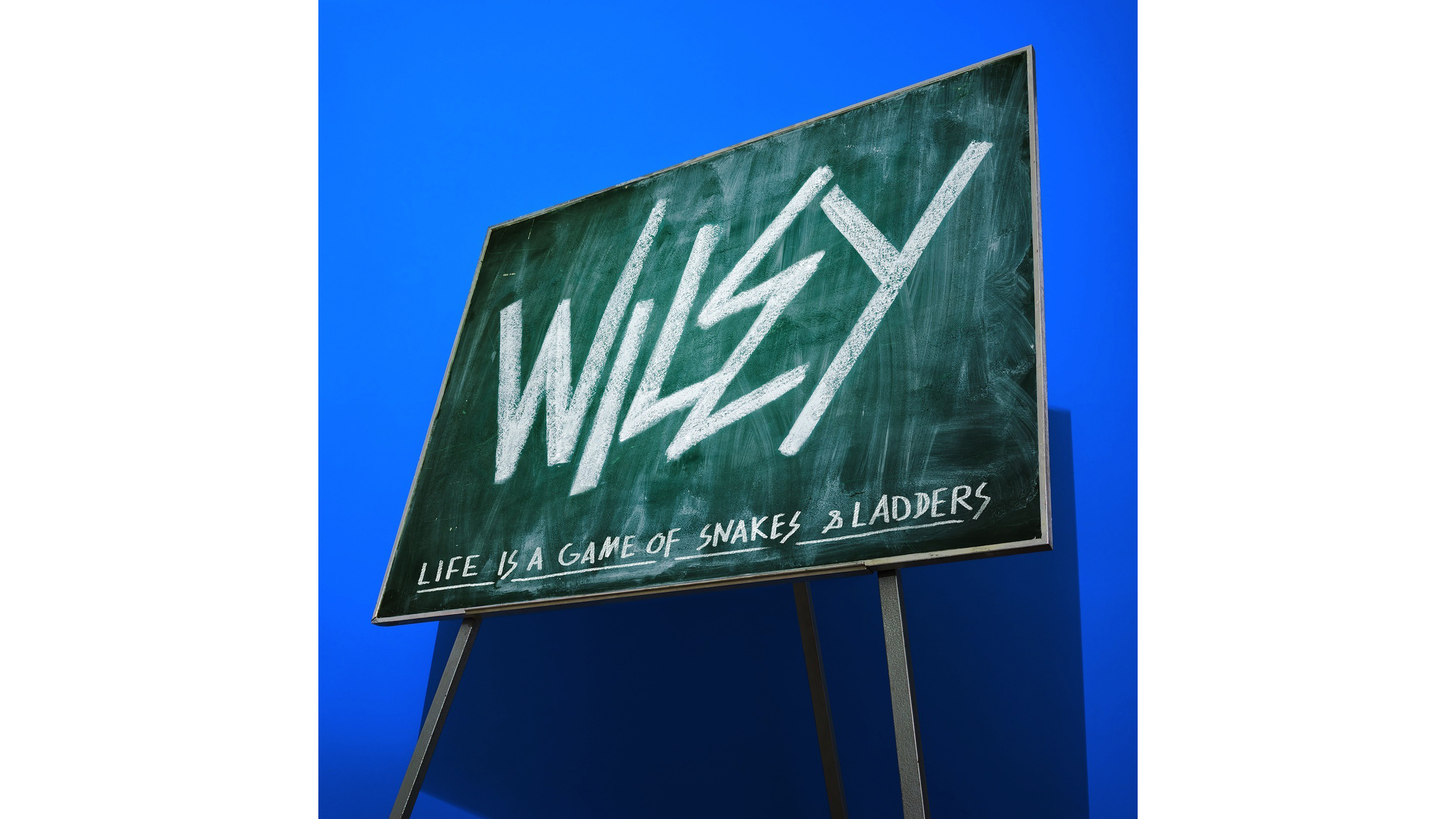 """""""On a Level"""" by Wiley album cover"""