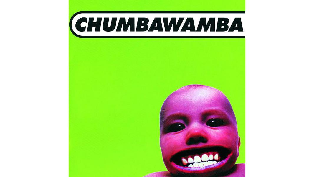 """Tubthumping"" by Chumbawumba album cover"