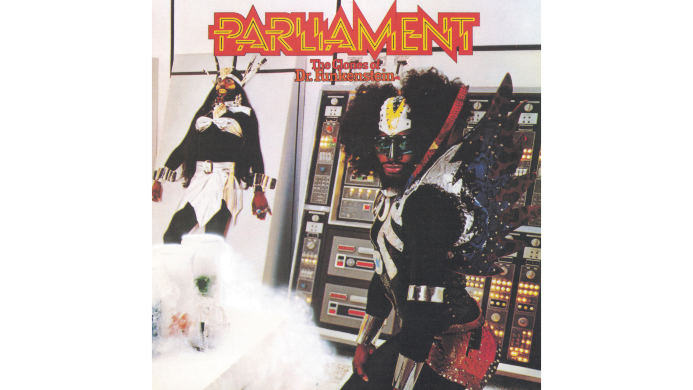 """""""Do That Stuff"""" by Parliament album cover"""