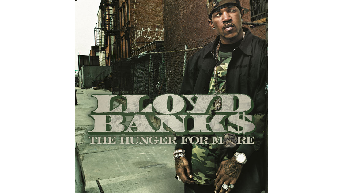 """""""On Fire"""" by Lloyd Banks album cover"""