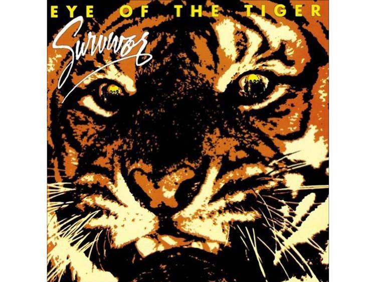 """Eye of the Tiger"" by Survivor"