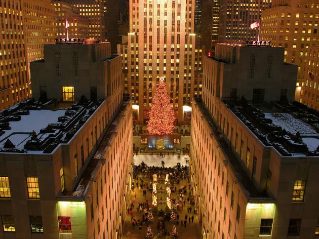 Rockefeller Center Christmas Tree 2005