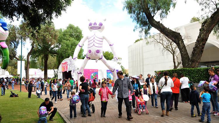 Feria de las Calacas