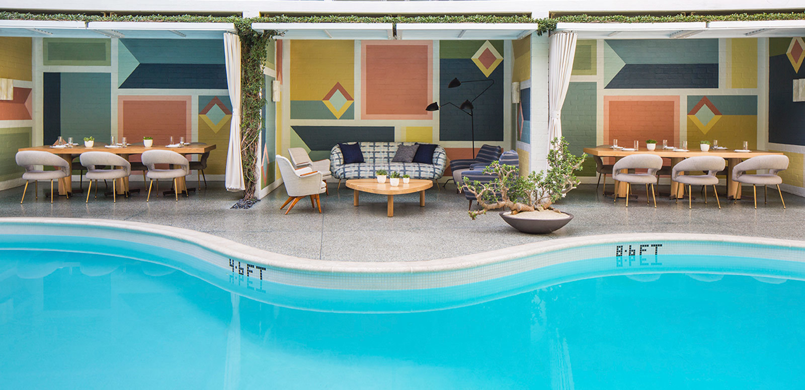 L.A.'s top design hotels