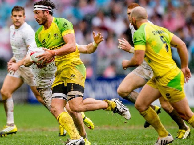 Commercial - HKTB - rugby sevens