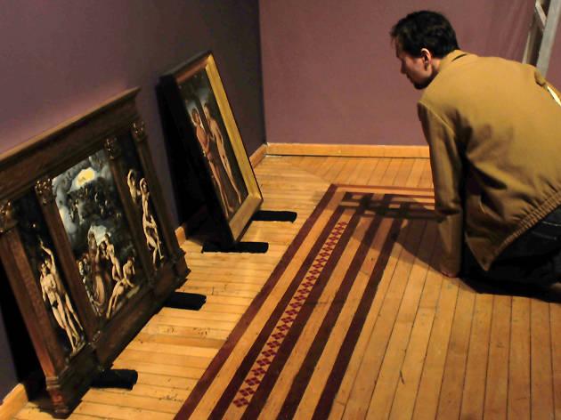 Lucas Cranach. Sagrada Emoción