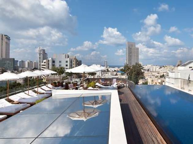 Restaurants Near Sheraton Tel Aviv