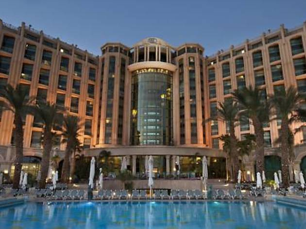 Hilton Eilat Queen Of Sheba Hotel