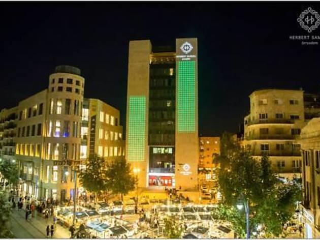 Herbert Samuel Hotel Jerusalem