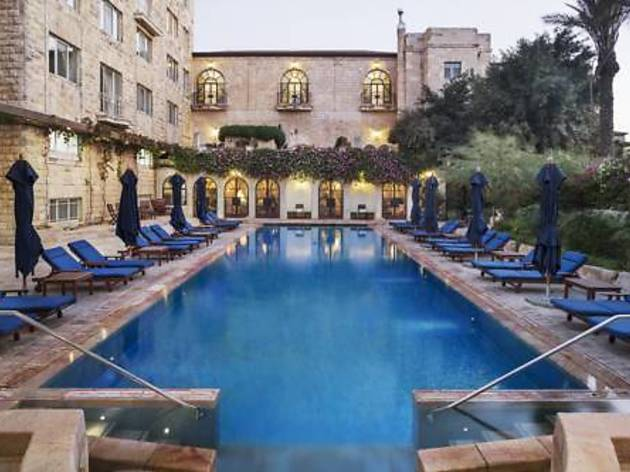 The coolest hotels in israel from boutique to posh for Leading small hotels