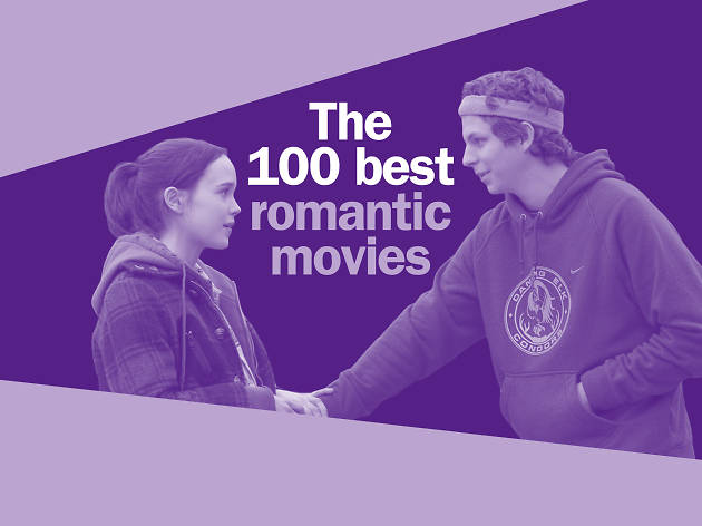 The 100 best romantic movies