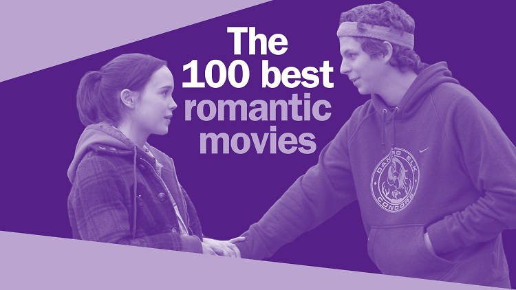 the 100 best romantic movies comped tile