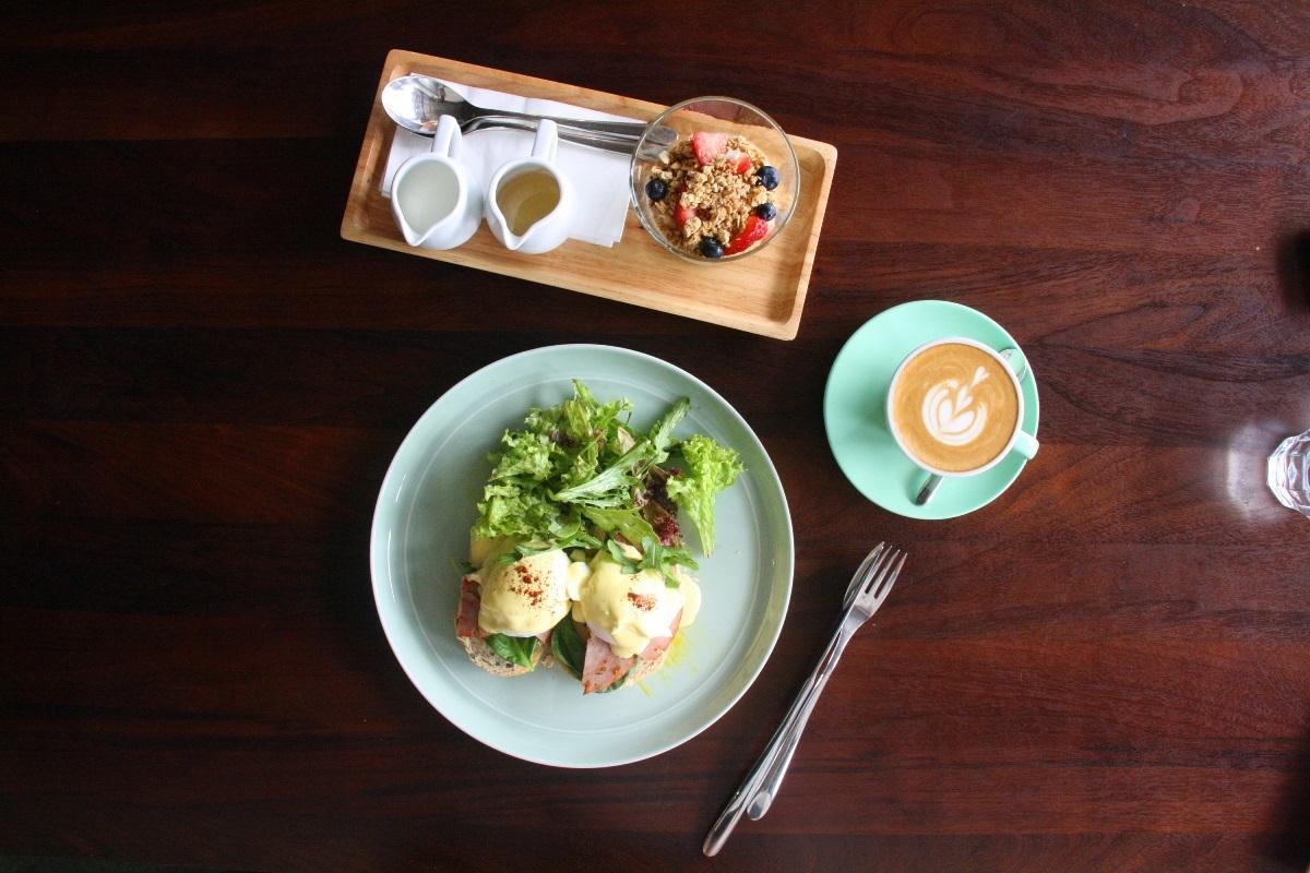 Go on a café-hopping adventure in Johor Bahru