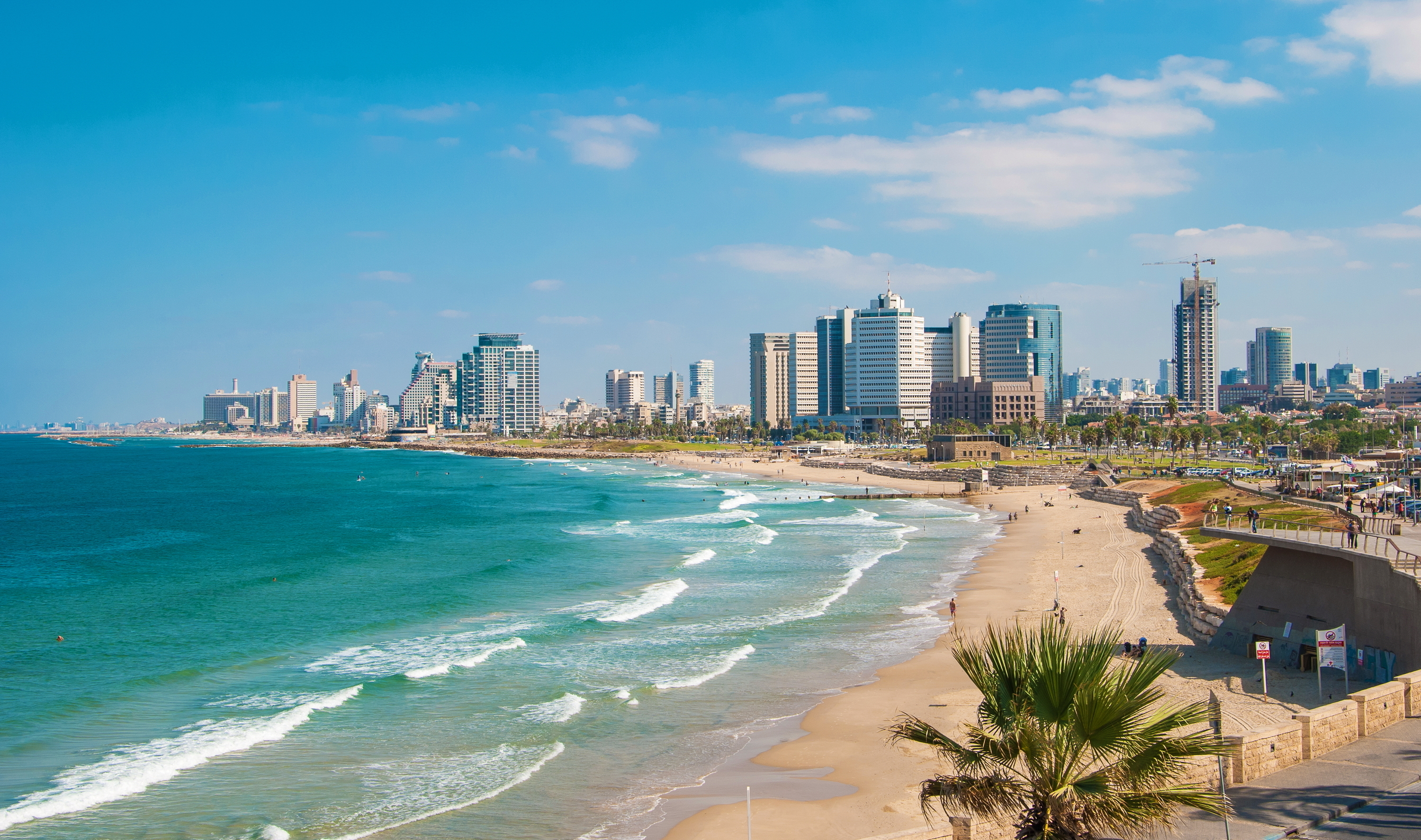 The Best Tel Aviv Hotels