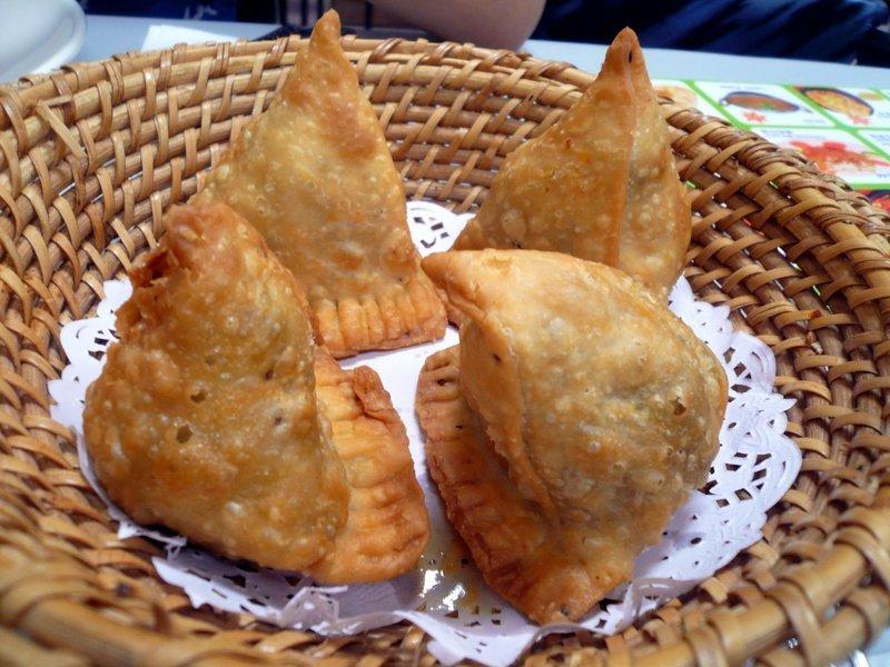 The best samosa in Hong Kong - Chautari