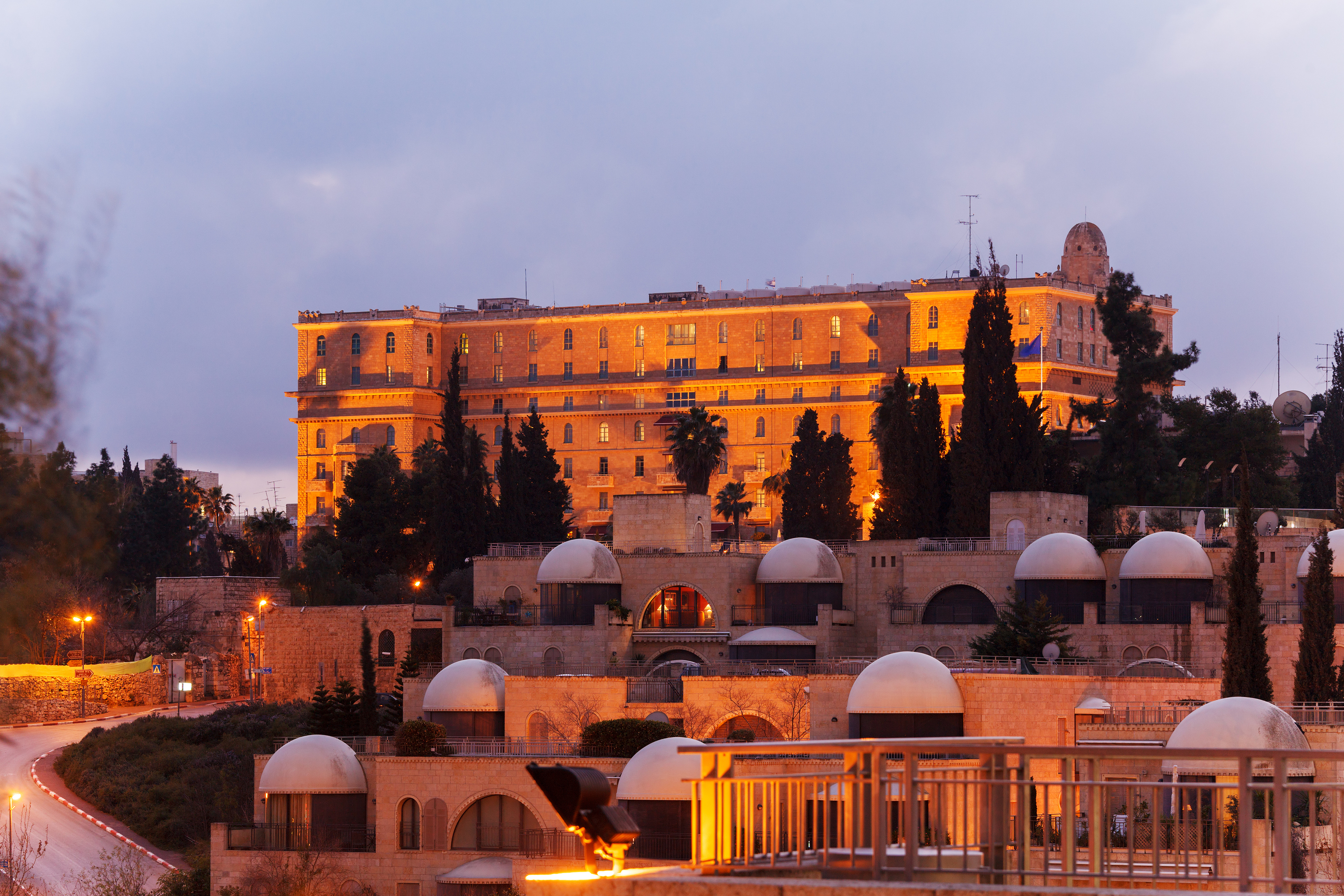 The best Jerusalem hotels