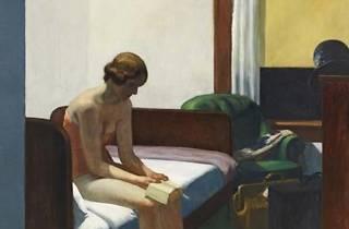 Edward Hopper, Habitació d'hotel, 1931