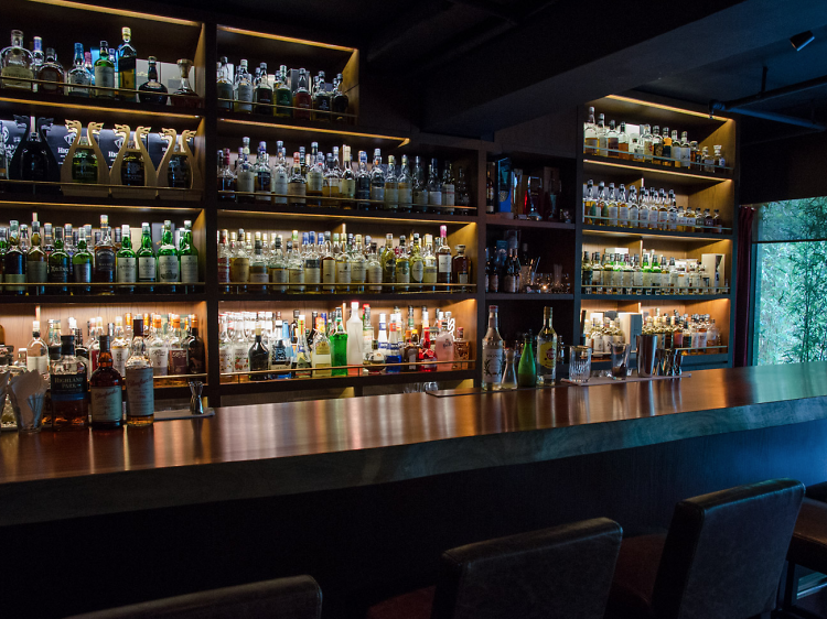 The best specialist bars in Hong Kong
