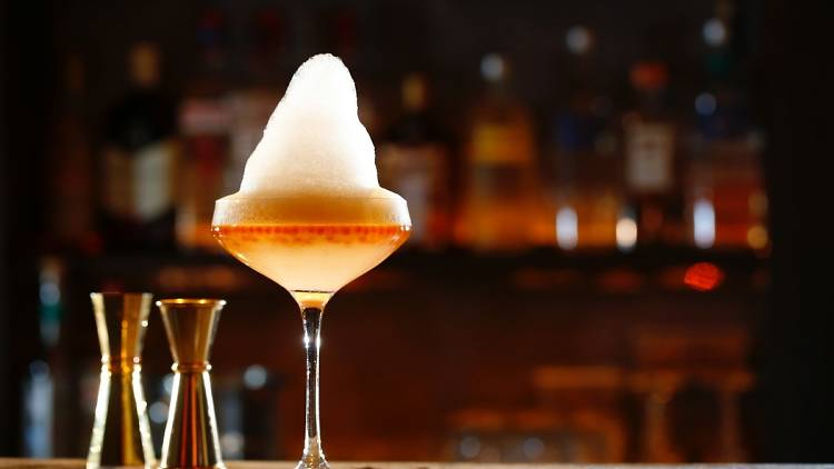 The best cocktails in Hong Kong: Quinary