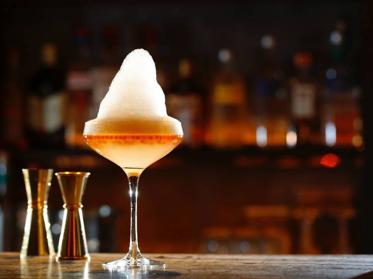 The best cocktails in Hong Kong