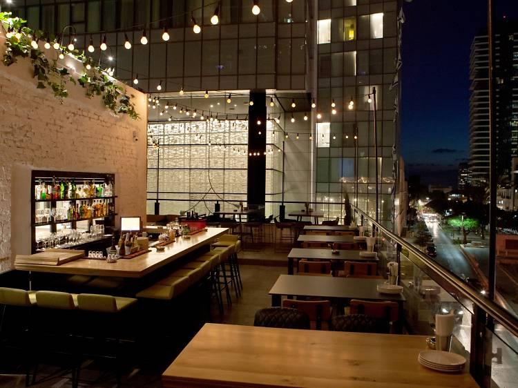 Speakeasy - Rooftop on Rothschild
