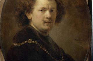 Rembrandt ( © RMN-Grand Palais (musée du Louvre) / Hervé Lewandowski)