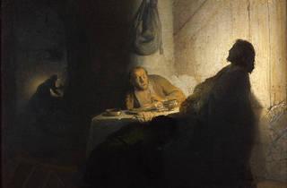 Rembrandt ( © Paris, musée Jacquemart-André - Institut de France / Studio Sébert Photographes)