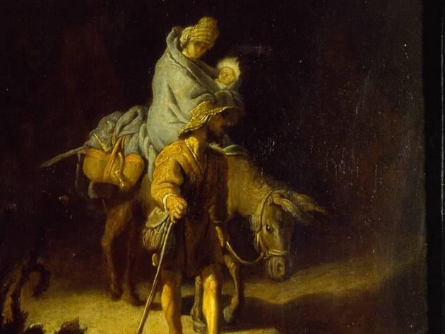 Rembrandt (© musée des Beaux-Arts de Tours)