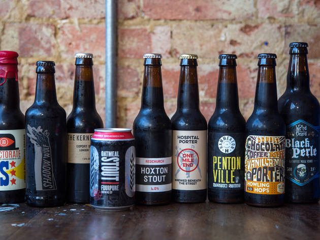 London's best stouts