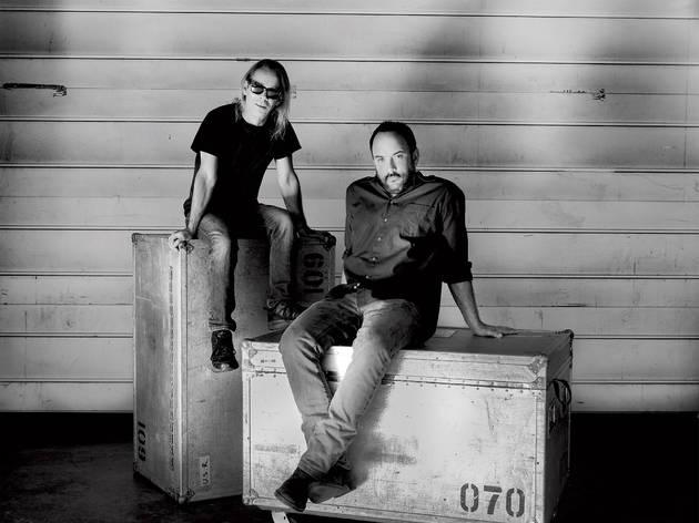 Dave Mattews + Tim Reynolds