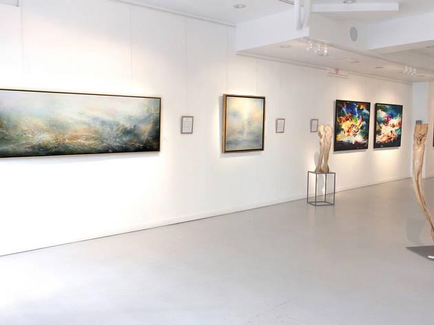 Max Laniado Gallery—Visio Dell'Arte