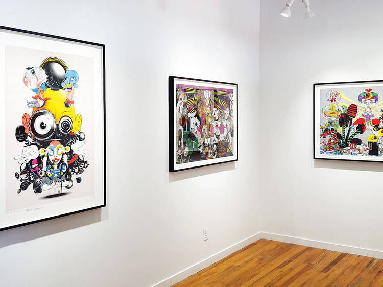 Owen James Gallery